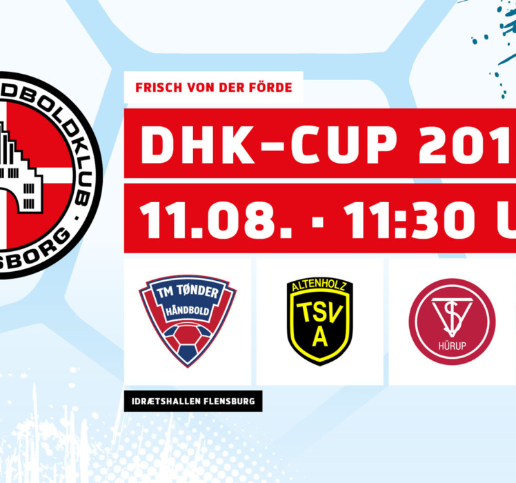TM Tønder deltager i DHK Cup
