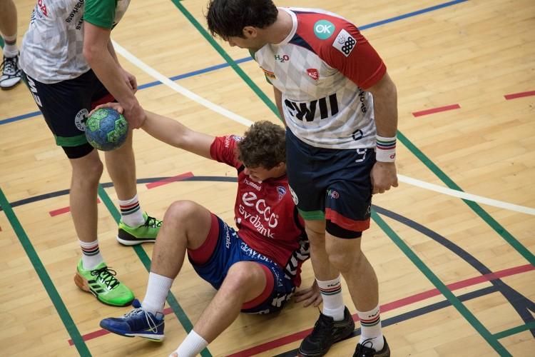 Billeder fra KIF kampen