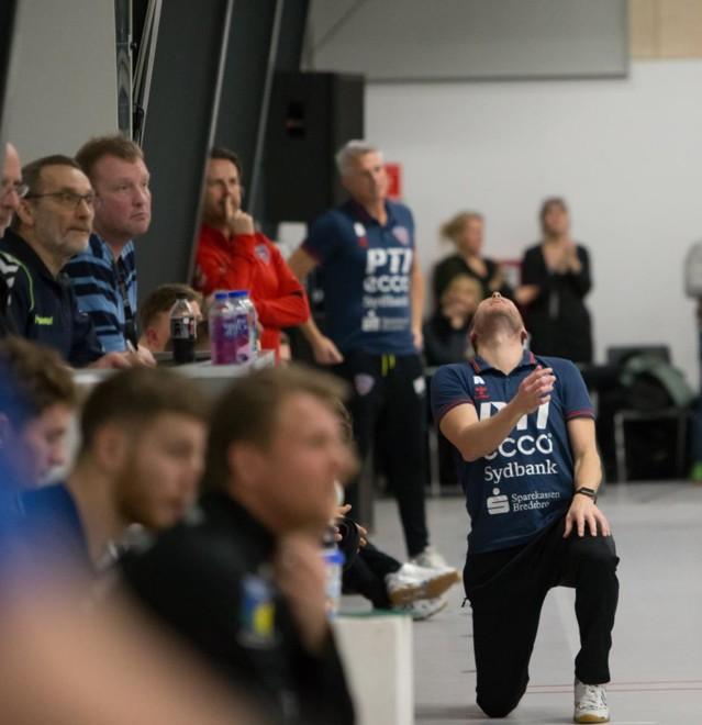 """Sørensen: """"Ros til spillerne for at være klar"""""""