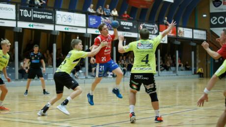 Sikker sejr i Odense