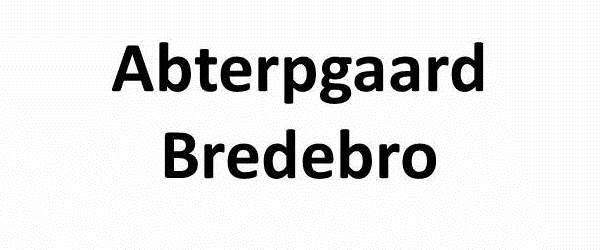 Abterpgaard, Bredebro