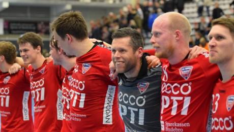 Sejr over HC Midtjylland