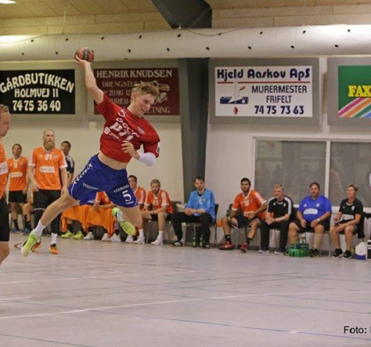 Emil Bergholt: Dejligt med masse spilletid