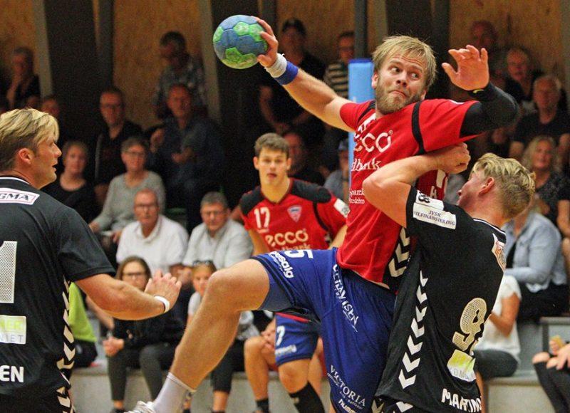 Jimmi Elmgaard TM Tønder Håndbold herreligaen