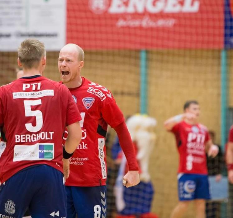 TM Tønder vs. HC Odense