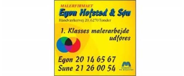 Egon Hofsted & Søn