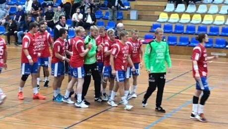 TM Tønder vinder i Otterup