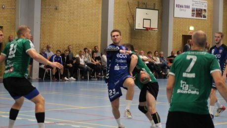 Stærk indsats giver sikker sejr over Skanderborg