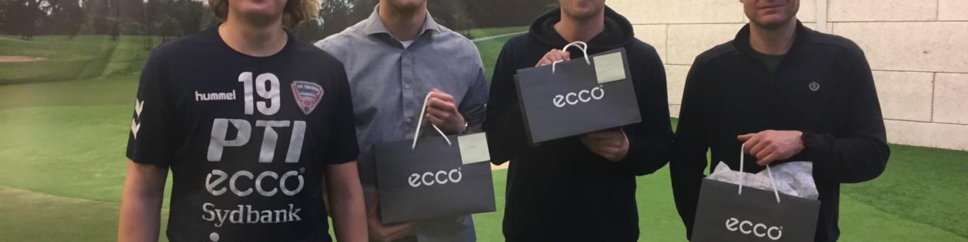 En sjov aften på ECCO