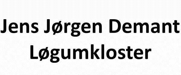 Jens Jørgen Demant, Løgumkloster