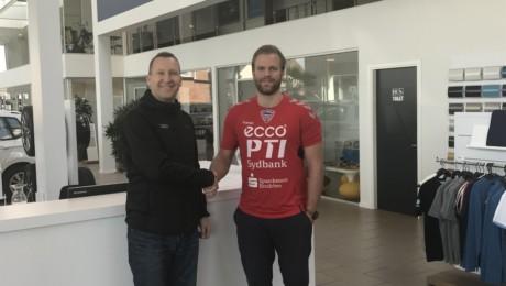 Pressemeddelelse: Elmgaard vender hjem