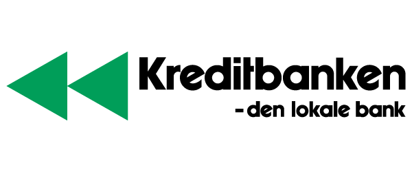 Sponsor Kreditbanken logo