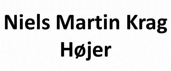 Niels Martin Krag, Højer