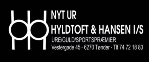 Nyt Ur Hyldtoft & Hansen