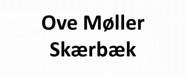 Ove Møller, Skærbæk