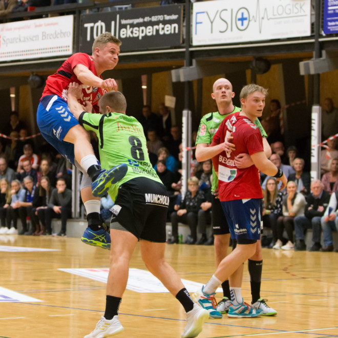 TM Tønder vs Randers HH