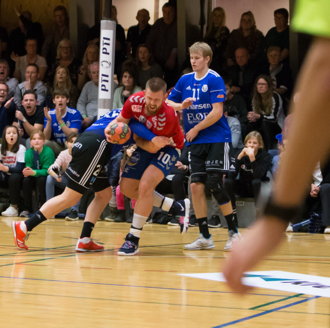 TM Tønder vs Fredericia