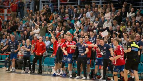 Torben Sørensen er stolt og glad for spillernes præstation