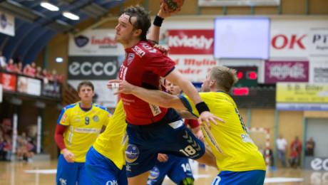 Boeriths: Vi spiller sammen som hold