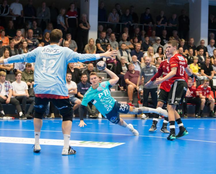 Frederica vs. TM Tønder (Foto:Flemming Andersen)