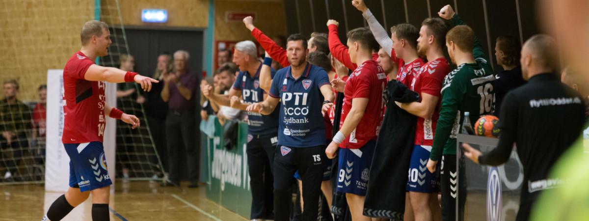 Sørensen: lettere at spille mod topholdet.