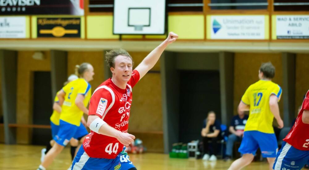 Mikkel Ebeling stopper
