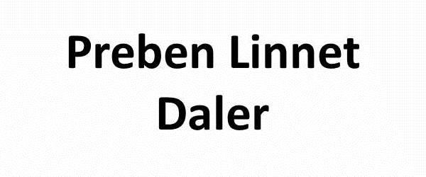Preben Linnet, Daler