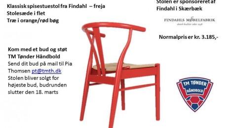 Byd på denne stol