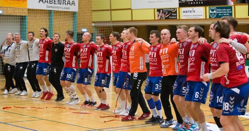 Randers besejret 29-23