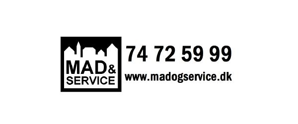 Mad og service