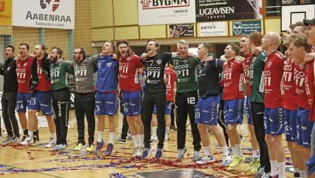 Sejr i gyseren mod Skanderborg