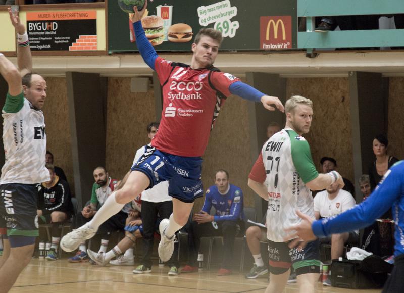 TM Tønder Håndbold - Niklas Thyssen